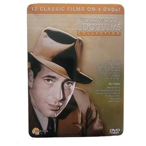 HOLLYWOOD HOODLUMS Collection DVD 12 Classic Films